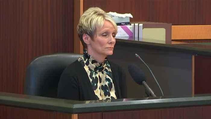 Jimmy Rodgers muder trial: Witness Sandra Hoskins testifies