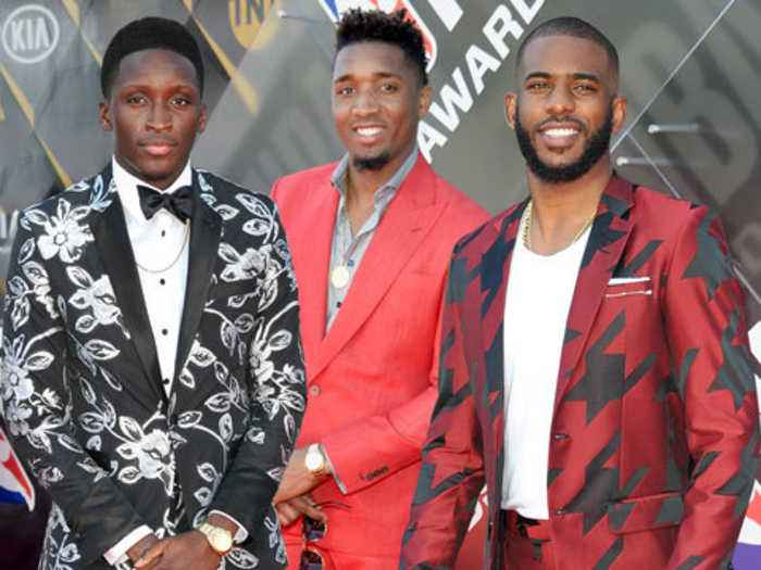 NBA Stars Chris Paul, Donovan Mitchell, & Victor Oladipo Praise Trae Young