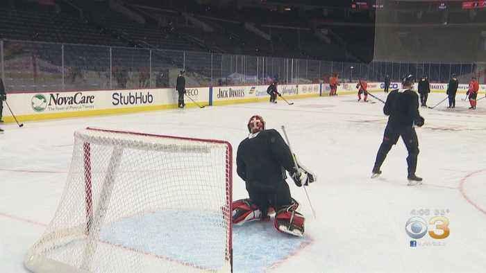 Philadelphia Flyers Set For Home Opener Against New Jersey Devils