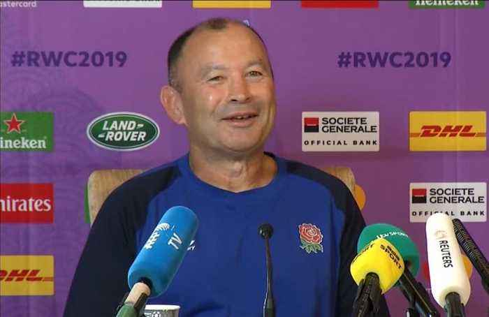 Head coach Eddie Jones 'disappointed' as England - France match cancelled