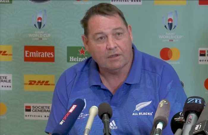Games cancellations a 'no brainer' says All Blacks' Hansen