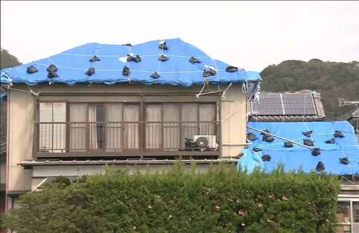 Japan prepares as super typhoon approaches