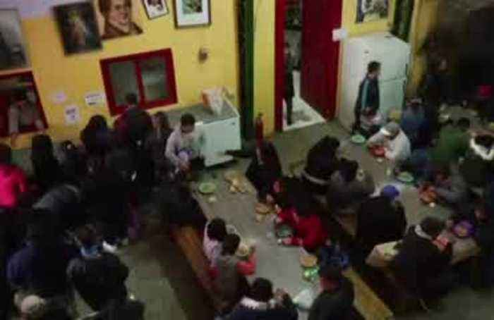 Poverty collides with policy in Argentine race