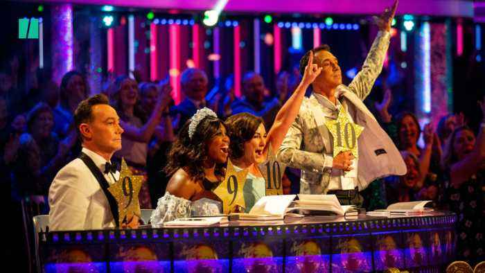 David James Out To Prove He's The Greatest Showman On This Week's Strictly | Jive Talking