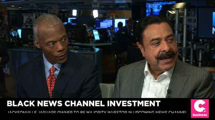 'Unmet Need': Jaguars Owner Shad Khan to Fund News Channel for Black Americans