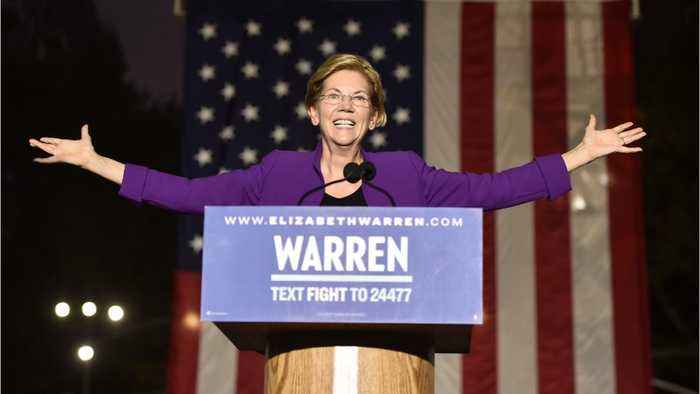 Warren Calls On AT&T To Reject Plan: Will Cost Jobs