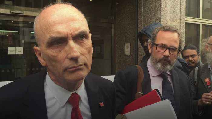 Chris Williamson statement after losing legal challenge against the Labour Party