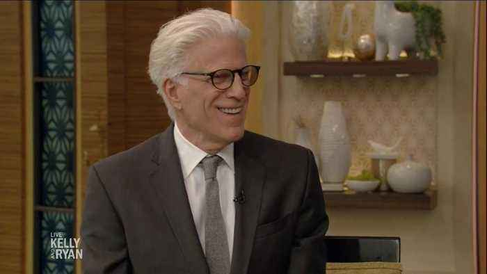 Ted Danson's 24th Anniversary