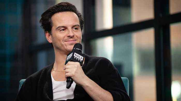 Andrew Scott Looks To A Sense Of Imagination And Humor For Great Storytelling