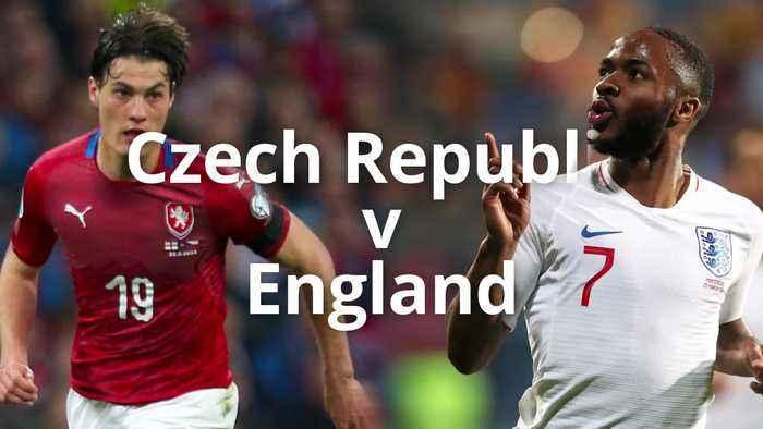 England v Czech Republic: Euro 2020 qualifier preview