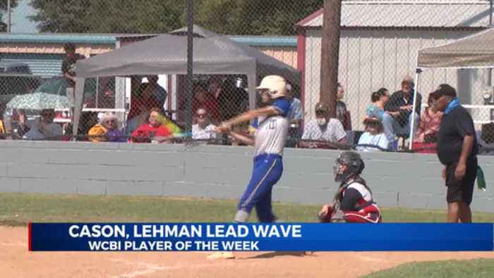 Cayson, Lehman named Co-Athletes of the Week