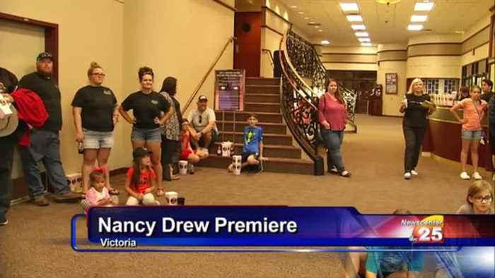 Nancy Drew Premiere