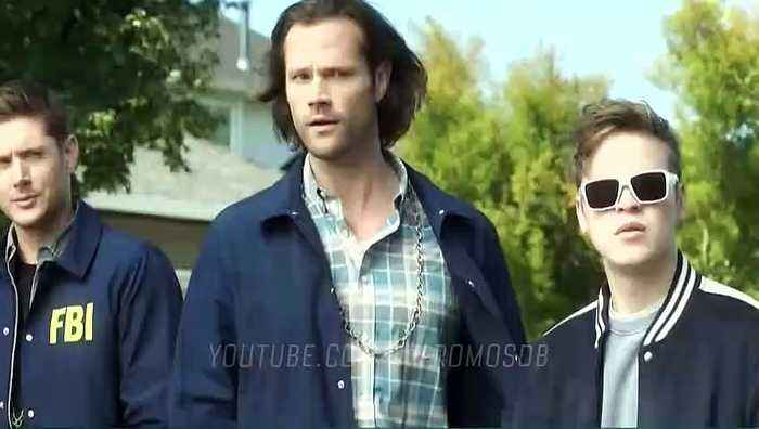 Supernatural S15E02 Raising Hell