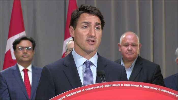 Trudeau Puts Canada Brand At Risk