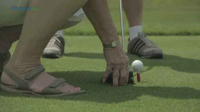 Blind Golfing- When Hitting the Tee Becomes A Team Sport