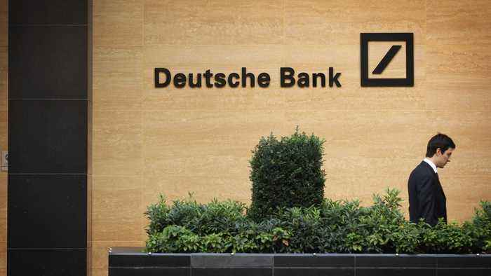 Deutsche Bank Does Not Have President Trump's Tax Returns