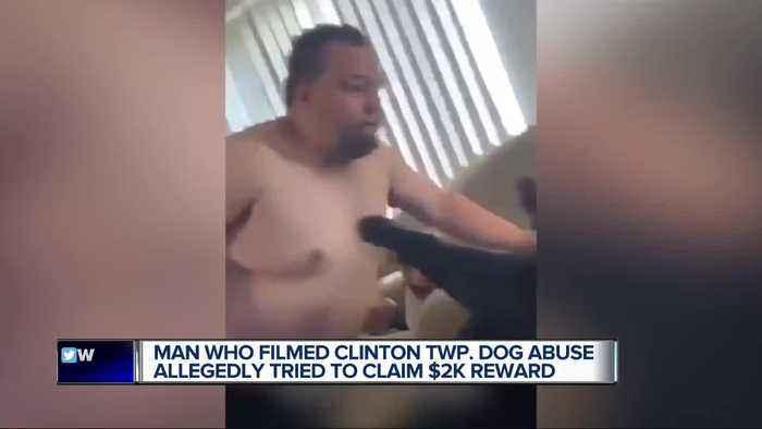 Man who took Snapchat video of animal abuse tried to claim reward