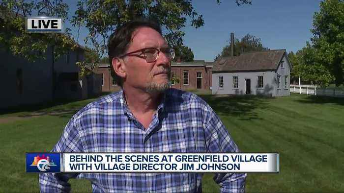 Meet the man who's preserving history at Greenfield Village