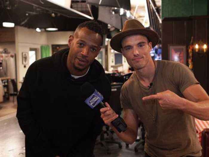 Behind the Scenes with Marlon Wayans & Co-Stars