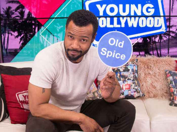 Shadowhunters's Isaiah Mustafa Plays Old Spice or New Spice?
