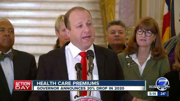 Colorado announces 20% average reduction across individual health insurance premiums for 2020