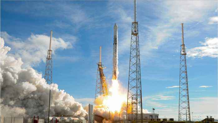 NASA Aims For First Manned SpaceX Mission Soon