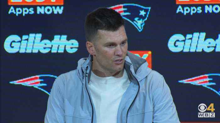 Tom Brady Happy To Be 6-0 After Grinding Out Win Over Giants