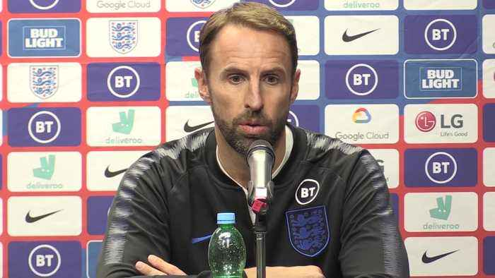 England's Southgate downplays potential racism spat with Bulgaria