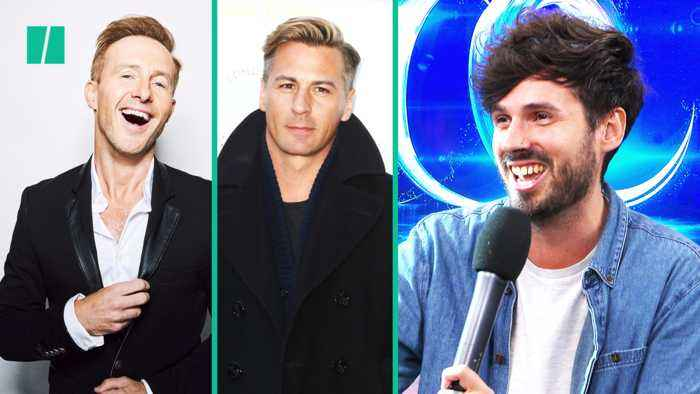 Dancing On Ice Beats Strictly To First Same-Sex Pairing | Good Vibes Only