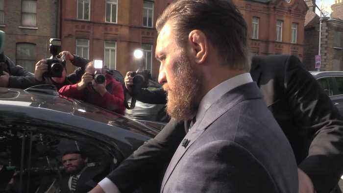 Conor McGregor pub assault case adjourned