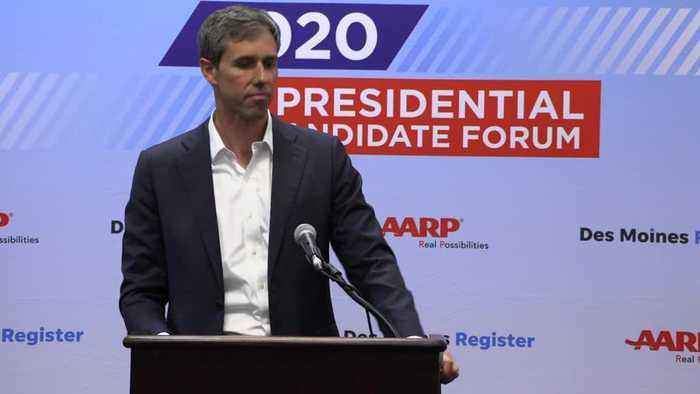 Beto Says He Will Go After Intolerant Religions