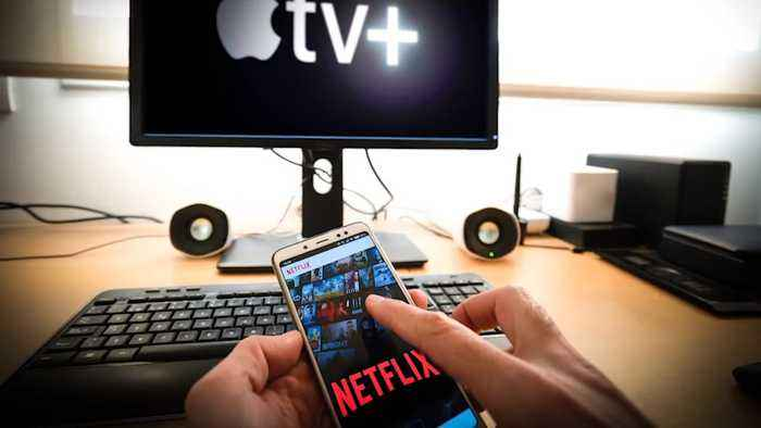 Apple's Price Target Raised as Streaming Service Could Steal Netflix's Lunch