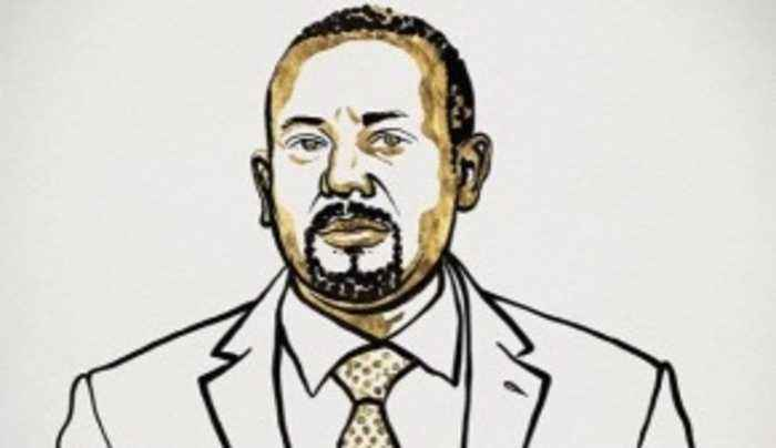 2019 Nobel Peace Prize Is Awarded to Ethiopian Prime Minister Abiy Ahmed Ali