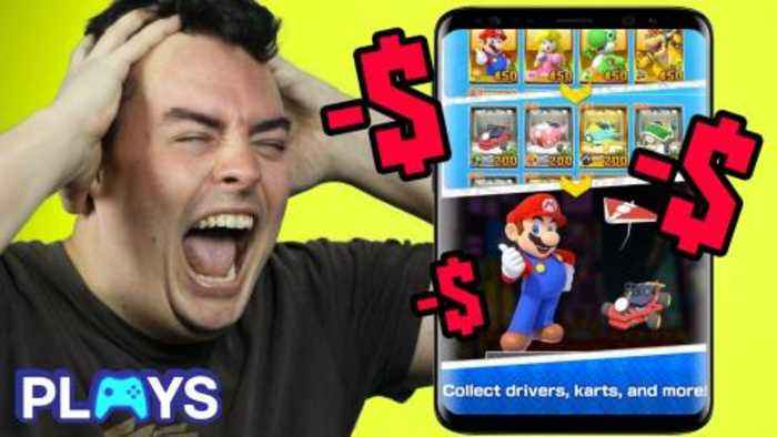 How Mario Kart Tour MANIPULATES You