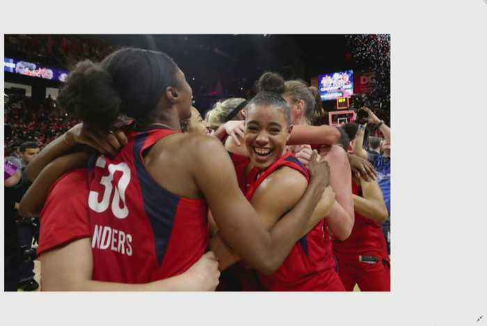 Delle Donne, Washington Mystics Win First WNBA Title