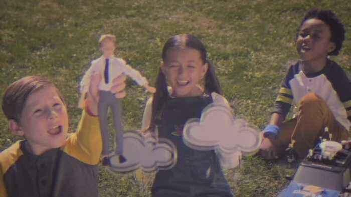 Lonnie Quinn Action Figure Commercial