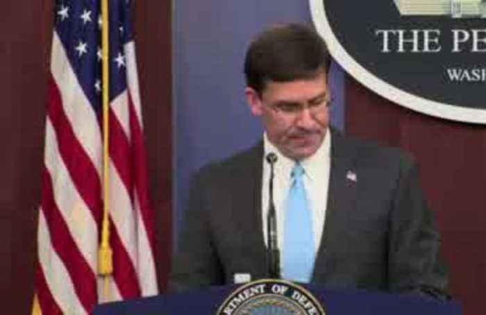 Pentagon says United States not abandoning Kurds