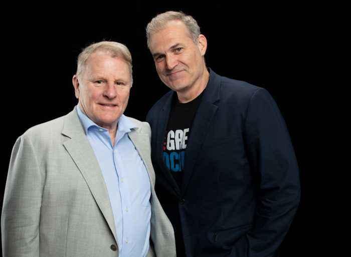 Actors Marc Kudisch & Gordon Clapp Speak On The Play, 'The Great Society'