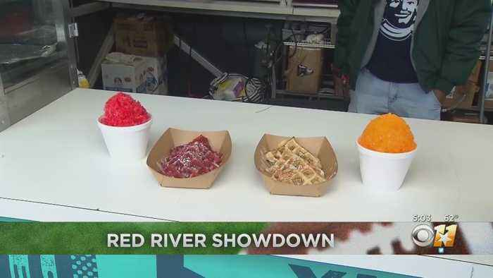 State Fair Of Texas Treats Take Texas-OU Into Account This Weekend