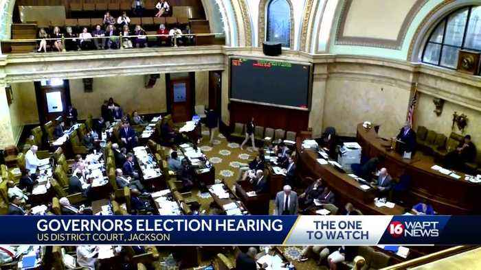 Judge hears Mississippi elections lawsuit