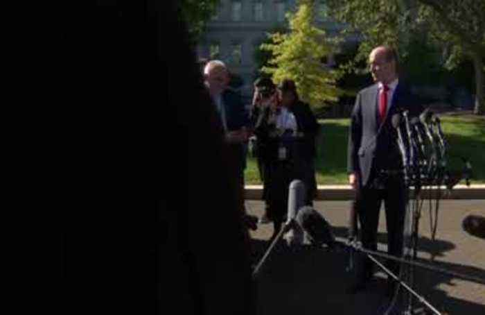 Miller spars with reporters over comparisons between Hunter Biden and Ivanka Trump