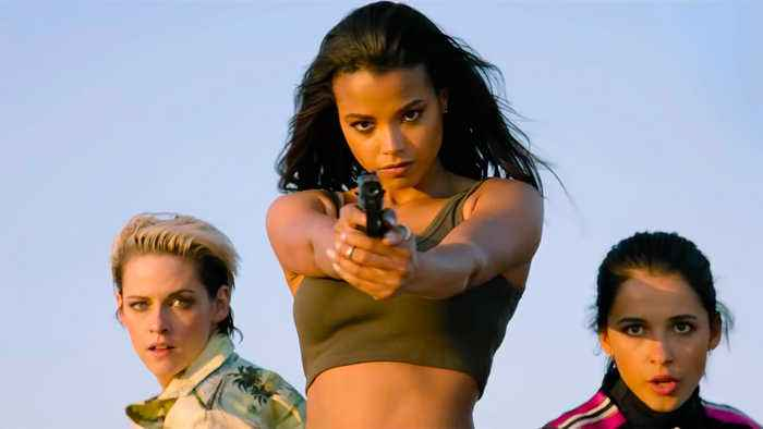 Charlie's Angels with Kristen Stewart - Official Trailer 2
