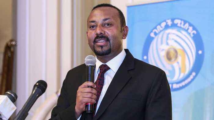 Ethiopian Prime Minister Abiy Ahmed Awarded Nobel Peace Prize
