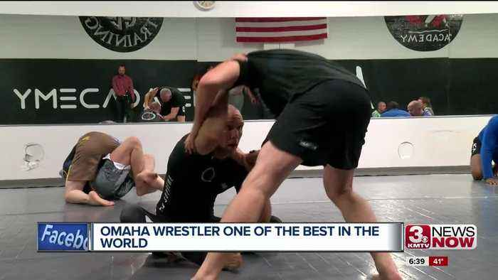 Omaha Wrestler One of the Best in the World