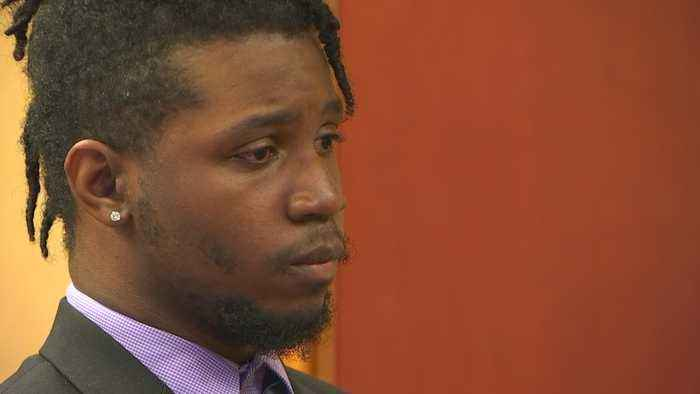 Man Sentenced For Son's Car Death