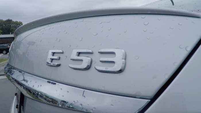 2019 Mercedes-AMG E53 Exhaust Note