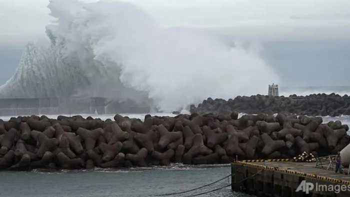 Tokyo braces for Hagibis, worst typhoon to hit city in 60 years