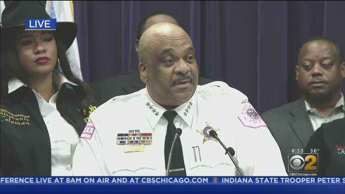 'My Record Speaks For Itself': CPD Supt. Eddie Johnson Addresses IG Report On Laquan McDonald Case