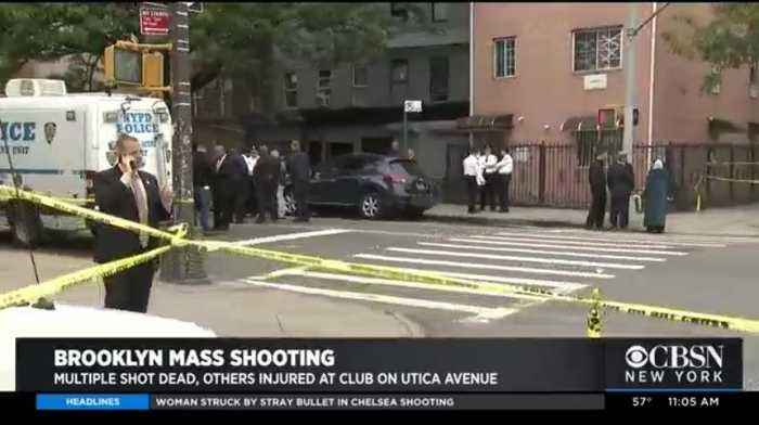 Four Killed, Others Injured In Crown Heights Shooting