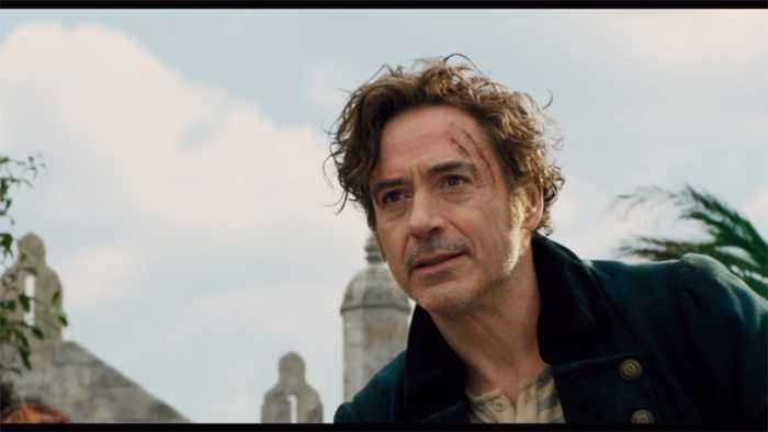 Robert Downey Jr In The First Trailer For 'Dolittle'